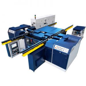 lathes for the railway industry