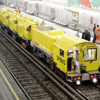 V2 Consult Meulage et reprofilage de rails