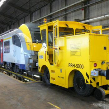 V2 Consult Véhicules locotracteur électriques diesel ou hybrides